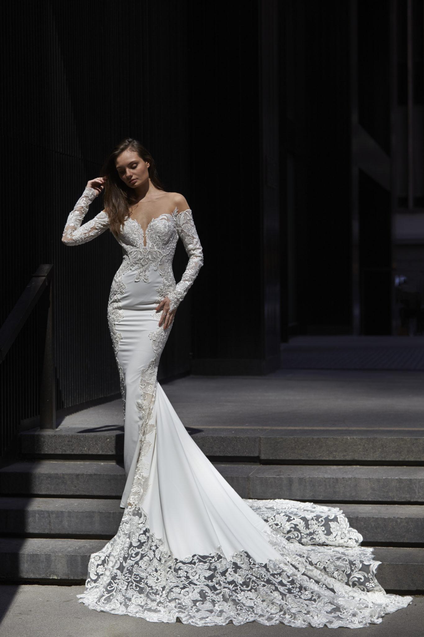 Editorial Shoot: Israeli Designer Michal Medina at NY Bridal Fashion Week – Fall 2016