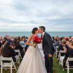 Dina & John: WGN Anchor's Chicago Lakefront Wedding