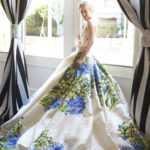 Stunning Romona Keveza Gown in Southern Charm Photoshoot