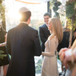 Hannah + Justin: An Intimate In-Home Wedding