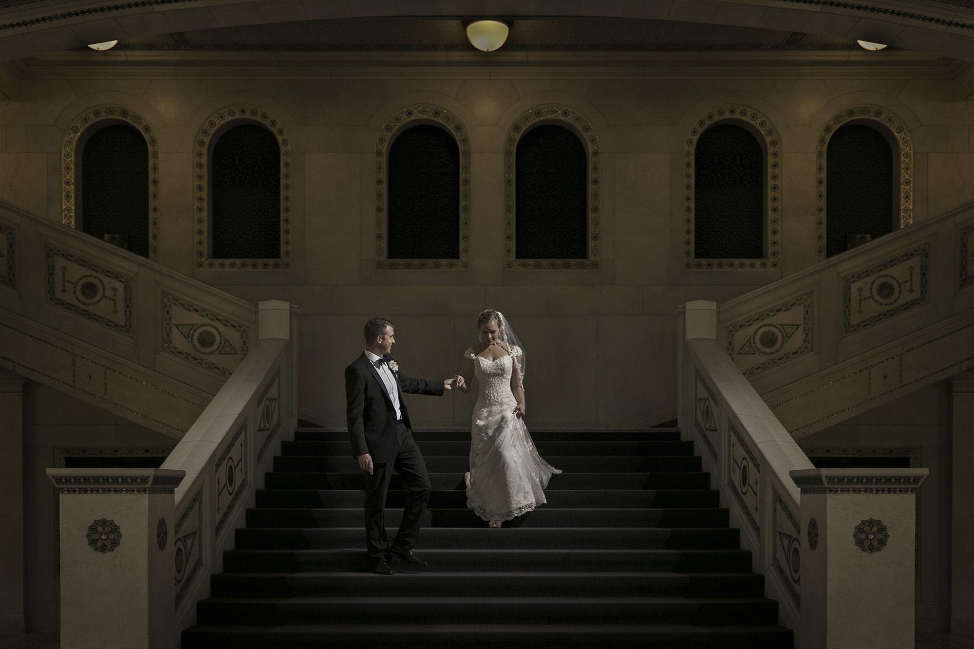 Venue Spotlight: Chicago Cultural Center Weddings
