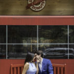 Julie + Ryan's Chicago Engagement Session