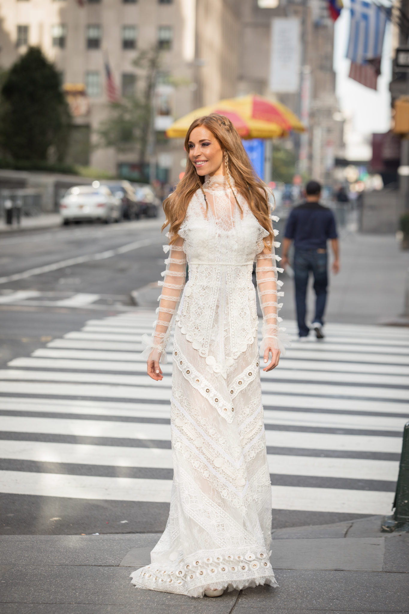 YolanCris in the city: shooting on the streets of NYC