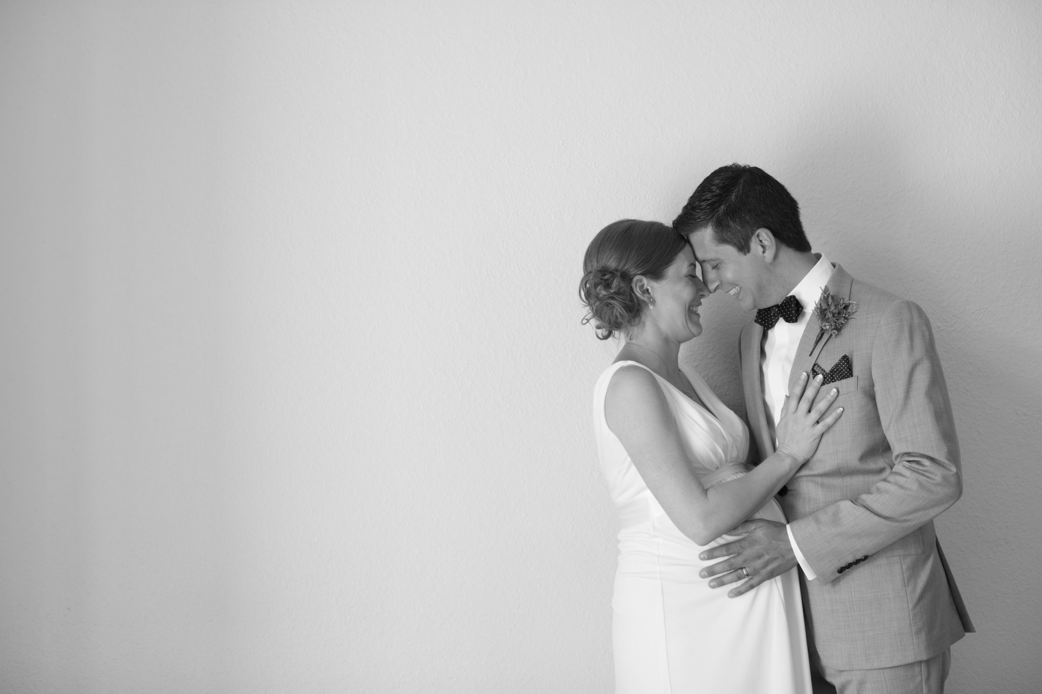 Dani + Dan: An Afternoon Wedding
