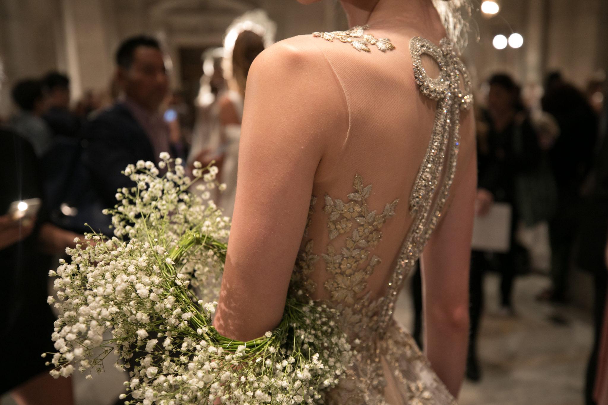 New York Bridal Fashion Week: Reem Acra