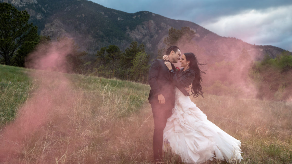 Jenn + Jarid: A Colorado Destination Wedding at the Broadmoor Resort