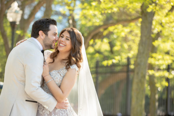 Andrea & Nick: Ritz Carlton Chicago Wedding