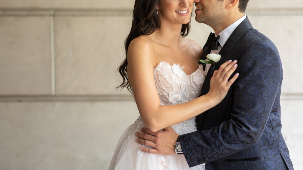 Eden + Michael: A timeless Chicago Wedding
